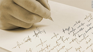 Has technology ruined handwriting?