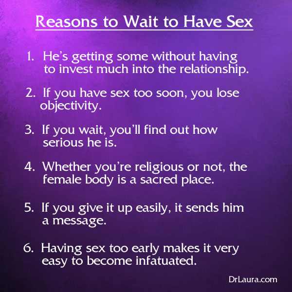 Sex why to have Why Am